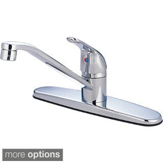 Olympia Series K-4160-BN Elite Single Handle Kitchen Faucet K-4160