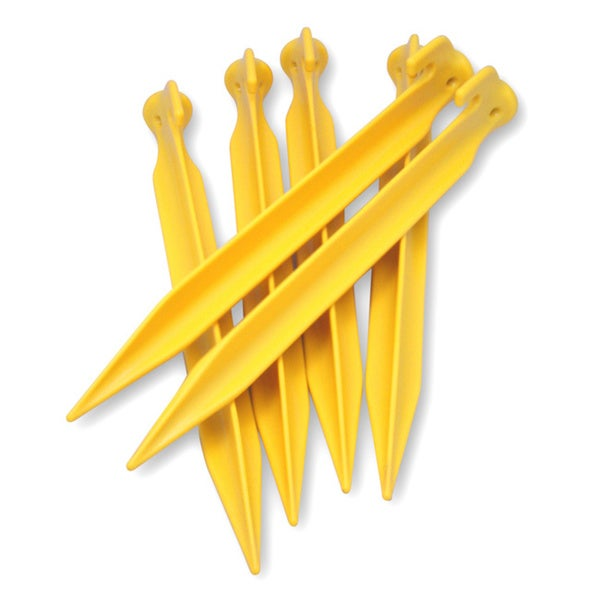 Coghlan's 12-inch Tent Pegs (Pack of 6)