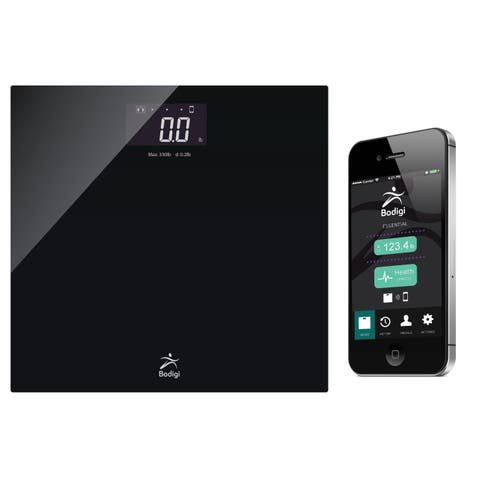 AWS Wireless Digital Bathroom Scale