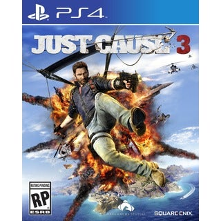 PS4 - Just Cause 3