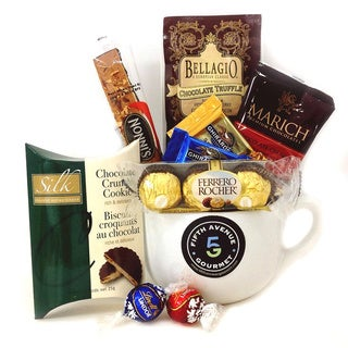 Fifth Avenue The Hot Chocolate Mug Gift Set