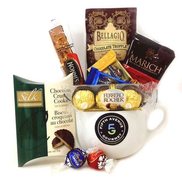 Fifth Avenue The Hot Chocolate Mug Gift Set - Free Shipping On ...
