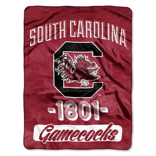 NCAA South Carolina College Varsity Micro Throw Blanket