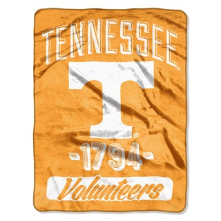NCAA Tennessee College Varsity Micro Throw Blanket