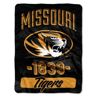 NCAA Missouri College Varsity Micro Throw Blanket