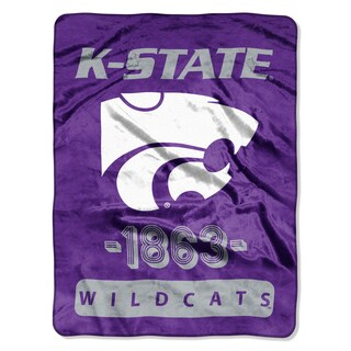 NCAA Iowa College Varsity Micro Throw Blanket