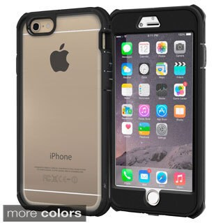 rooCASE Slim Fit Glacier Tough Hybrid Case for 5.5-inch Apple iPhone 6 Plus (2014) / 6s Plus (2015)