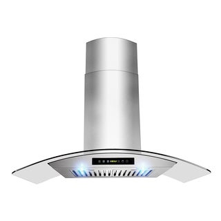 Golden Vantage OSWRH703C-30-GV Stainless Steel Wall Mount Range Hood