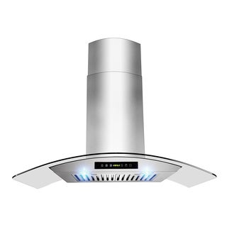 Golden Vantage OSWRH703C-36-GV Stainless Steel Wall Mount Range Hood