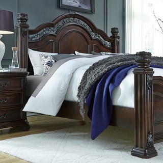 Messina Estates Poster Bed Set