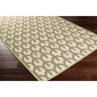 Hand-woven Brett Reversible Wool Area Rug