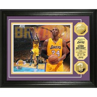NBA Kobe Bryant Gold Coin Photo Mint