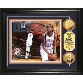 NBA Kevin Durant Gold Coin Photo Mint