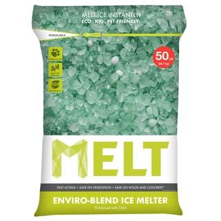 Snow Joe MELT 50 lb. Premium Enviro-Blend Ice Melter with CMA