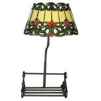 Tiffany-style Solaine Table Lamp
