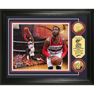 NBA John Wall Gold Coin Photo Mint