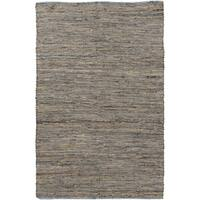 The Curated Nomad Waller Reversible Hand-loomed Abstract Area Rug - 8' x 11'