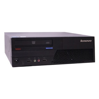 Lenovo ThinkCentre M58 Intel Dual-Core 2.5GHz 160GB Computer (Refurbished)