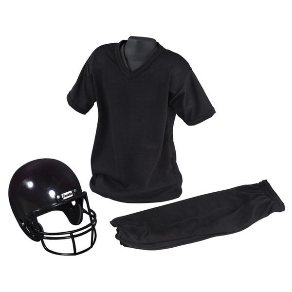 Franklin Sports Medium Black Costume Uniform Set