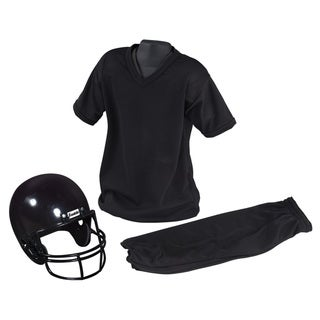 Franklin Sports Medium Black Costume Uniform Set