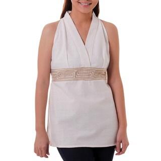 Cotton 'Smart Chic' Blouse (Thailand)