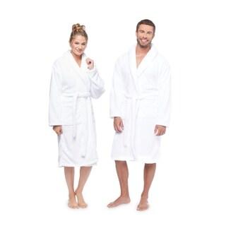 Authentic Hotel and Spa Unisex Microfiber White Bath Robe|https://ak1.ostkcdn.com/images/products/9617169/P16802447.jpg?_ostk_perf_=percv&impolicy=medium