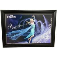 Disney Frozen Princess Framed Poster