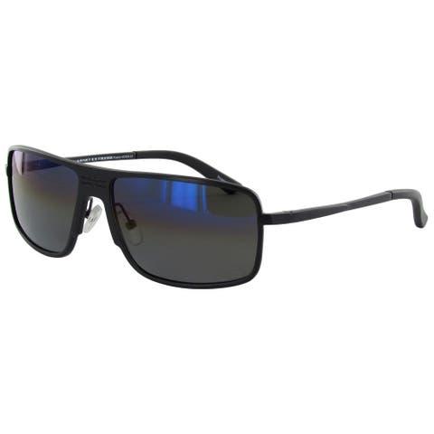 Vuarnet Extreme 7004 Square Aviator Polarized Sunglasses - Medium