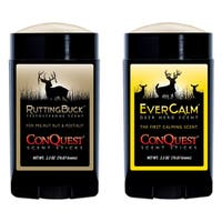 Conquest Scents Rutting Buck Stick Formula Pack