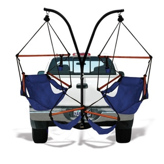 Link to Hammaka Trailer Hitch Stand and Chairs Combo Similar Items in Camping & Hiking Gear