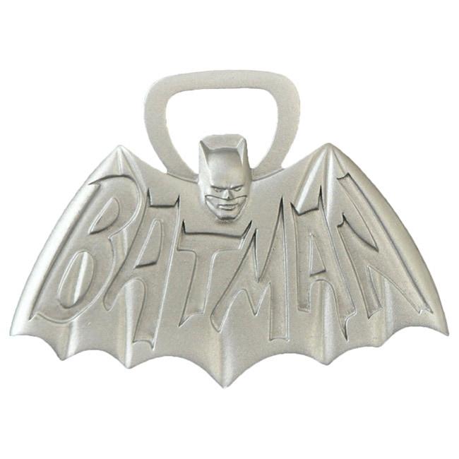 Diamond Select Batman TV Logo Bottle Opener, Black (Metal)