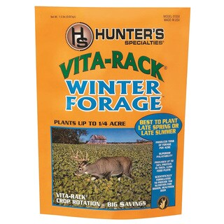 Hunter's Specialties Vita-Rack 1.5-pound Winter Forage Seed