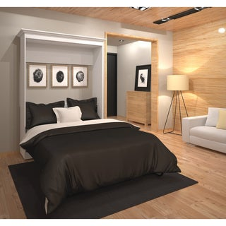 Versatile by Bestar Full-size Wall Bed
