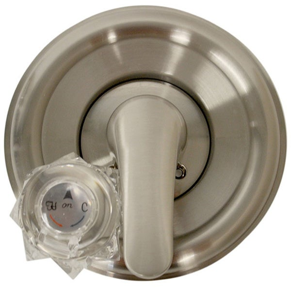 Shop Danco Brushed Nickel Tub Shower Trim Kit For Delta