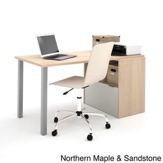 i3 by Bestar Workstation Desk
