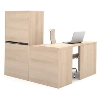i3 by Bestar L-Shaped desk