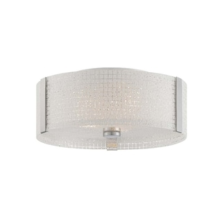 Mercury 3-light Flush Mount