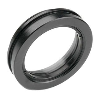 1X Barlow Lens for ZM Series Stereo Microscopes (48mm)