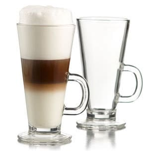 Tall Boy 9.5-ounce Irish Coffee Mugs (Set of 4)