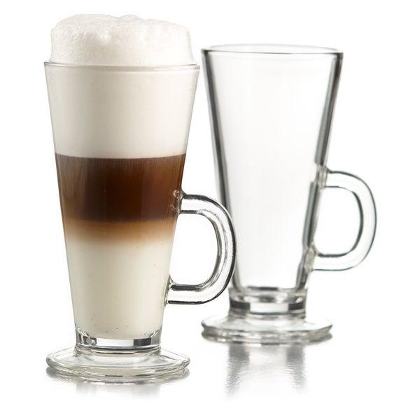 Tall Boy 9.5-ounce Irish Coffee Mugs (Set of 4). Opens flyout.