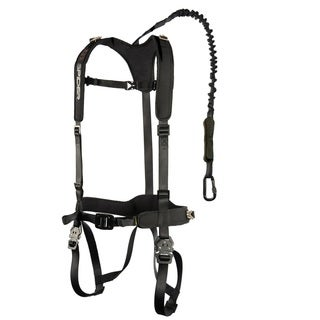 Tree Spider Black Micro Speed Harness
