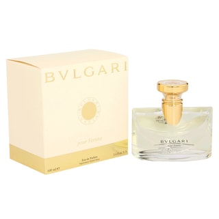Bvlgari Pour Femme Women's 3.4-ounce Eau de Parfum Spray