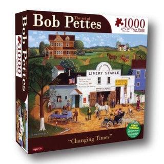 Bob Pettes 1000-Piece Art Puzzle