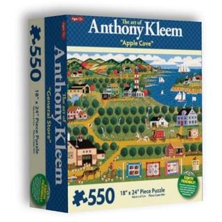 Anthony Kleem 550-Piece Americana Puzzle