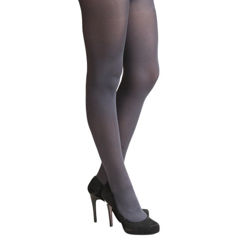 Coquettes Silky Opaque Total Control Top Fumo Tights