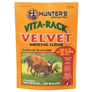 Hunter's Specialties 2.5-pounds Vita-Rack Velvet Clover