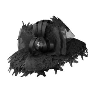 Giovanna Signature Women's Lace Mesh Ribbon Hat|https://ak1.ostkcdn.com/images/products/9618404/P16803551.jpg?impolicy=medium
