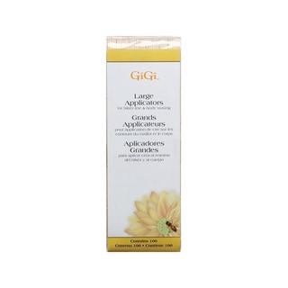 Gigi Treatment Large Applicators (Pack of 100)