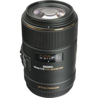 Sigma 105mm f/2.8 EX DG OS Macro Lens for Canon