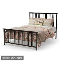 Amisco Erika 54-inch Full-size Metal Bed - Full